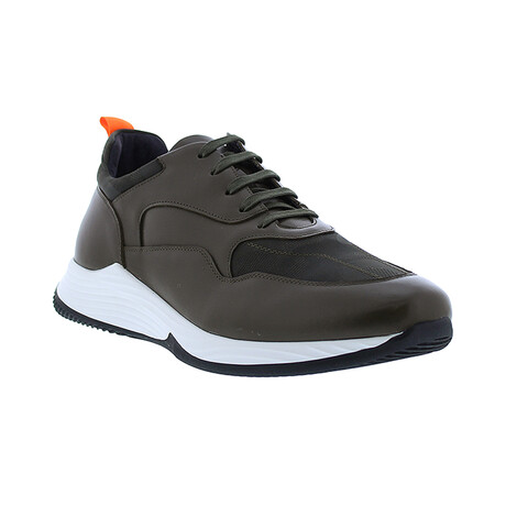 Picabia Shoes // Olive (US: 7)