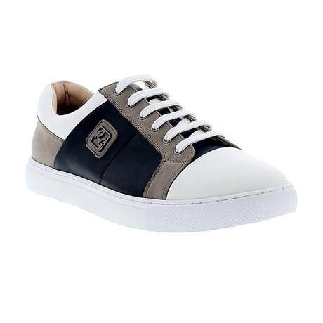 Trixie Shoes // Black + White (US: 7)