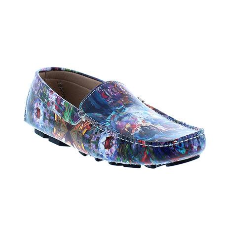 Brushwork Loafers // Multicolor (US: 7)