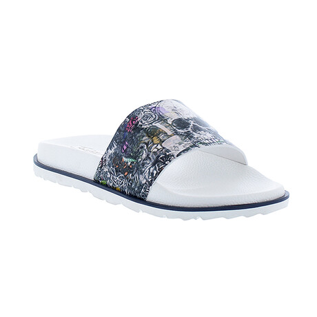 Whiteford Shoes // White (US: 7)