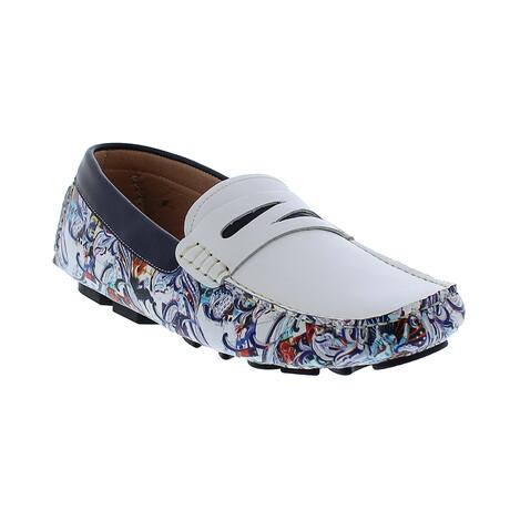 Robbie Shoes // White (US: 7)