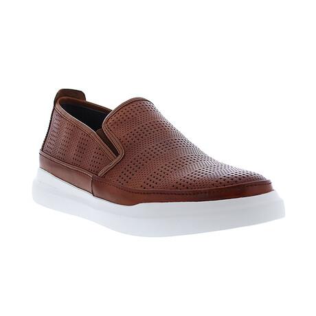 Verke Shoes // Cognac (US: 7)