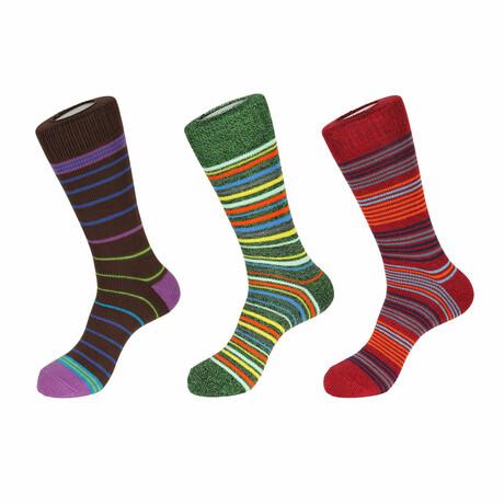 Big Sur Boot Socks // 3 Pack