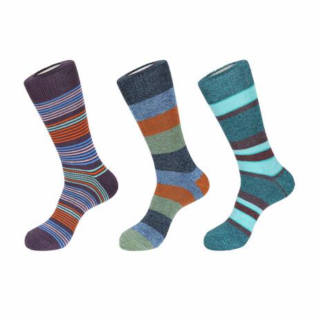 Travis Boot Socks // 3 Pack