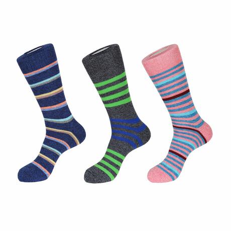 Canne Boot Socks // 3 Pack