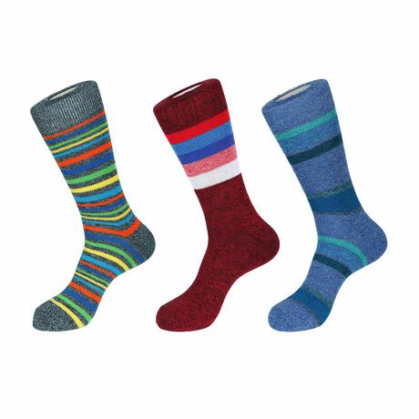 Florence Boot Socks // 3 Pack