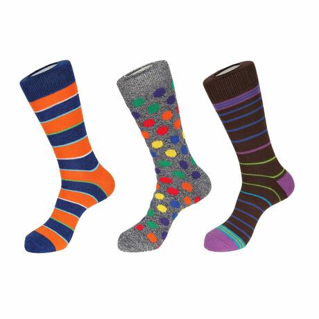 Denali Boot Socks // 3 Pack