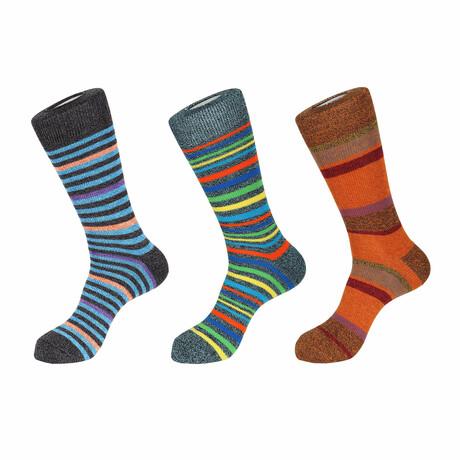 Redwood Boot Socks // 3 Pack