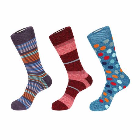 Westin Boot Socks // 3 Pack