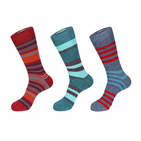 Shasta Boot Socks // 3 Pack