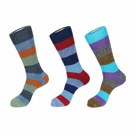 Canyon Boot Socks // 3 Pack