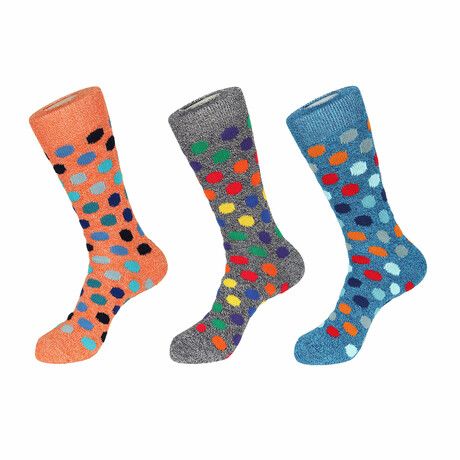 Hawes Boot Socks // 3 Pack