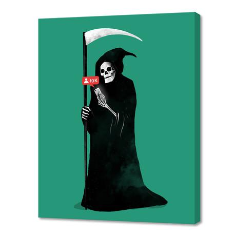 "Death's Followers Everyday (10""H x 8""W x 0.75""D)"
