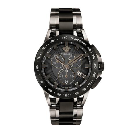 Versace Sport Tech Chronograph Quartz // VE3E00921