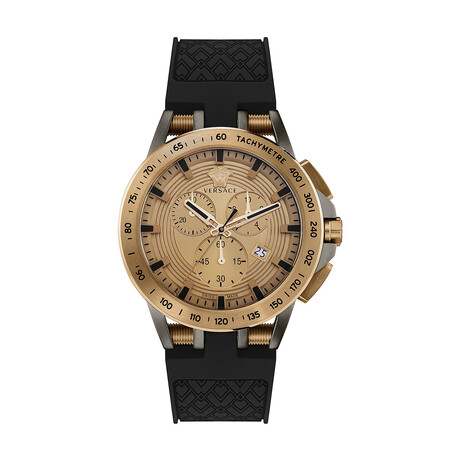 Versace Sport Tech Chronograph Quartz // VE3E00421