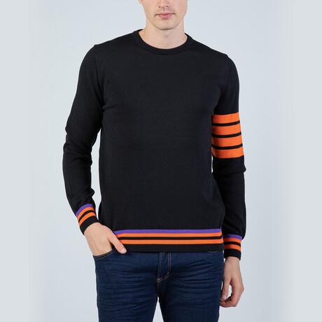 Elliot Pullover Sweater // Black (S)
