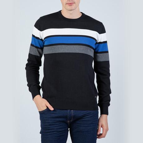 Liam Pullover Sweater // Black (S)