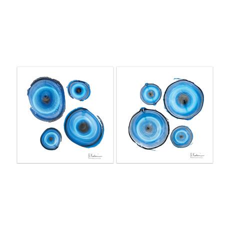 Mineral Rings I + II // Set of 2