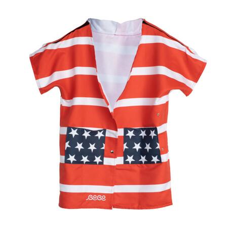 Gogo Towel // American Flag (Regular)