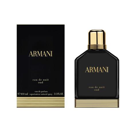Armani // Men's Eau Nuit Oud // 50mL