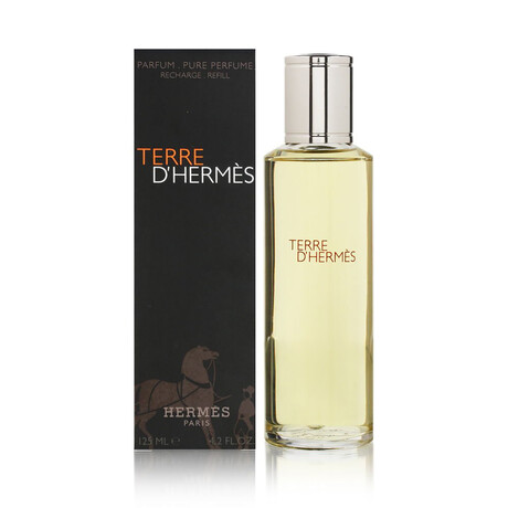 Hermés // Men's Terre Perfume Eau de Parfum Refill // 125mL