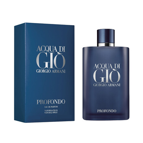 Armani // Men's Aqua Di Gio Profondo // 200mL