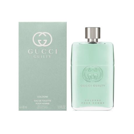 Gucci // Men's Guilty Cologne // 90mL
