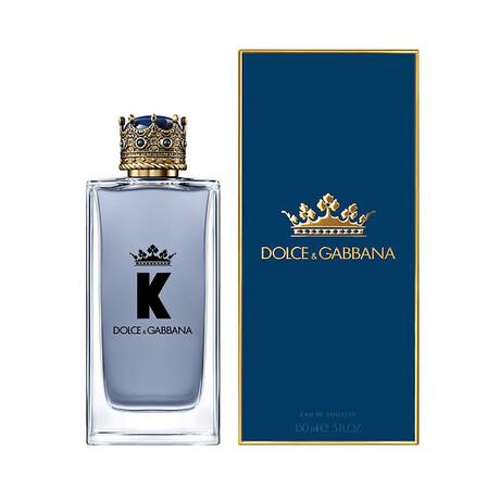 Dolce & Gabbana // Men's K // 150mL