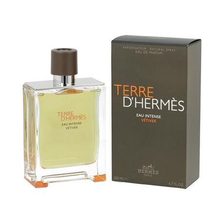 Hermés // Men's Terre Eau Intense Vetiver // 200mL