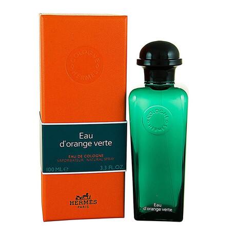 Hermés // Men's Eau D'Orange Verte // 100mL