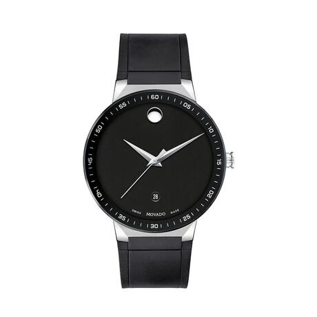 Movado Sapphire Chronograph Quartz // 0607406