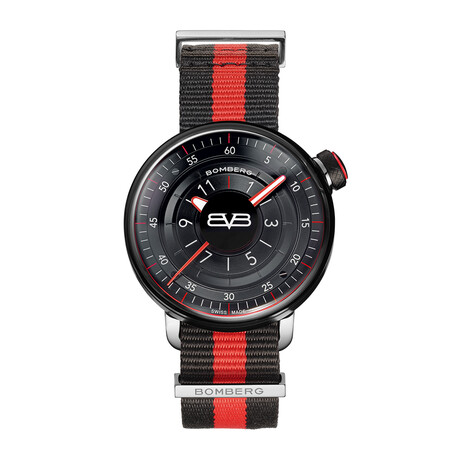 Bomberg BB-01 Quartz // CT43H3PBA.01-2.9 // Store Display