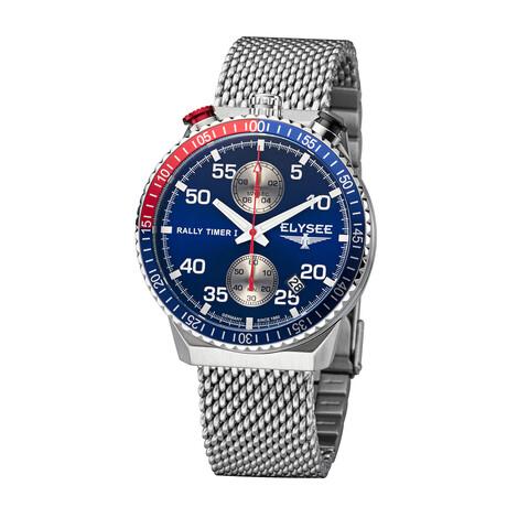 Elysee Rally Timer I Quartz // 80535