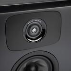 LEGEND L400 // Center Channel Speaker (Black)