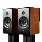 LEGEND L200 // Large Premium Bookshelf Speakers // Pair of 2 (Black)