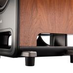 LEGEND L800 // Premium Floorstanding Speaker (Black // Left Channel)