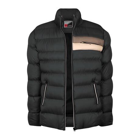 Aspen Jacket // Black (Small)