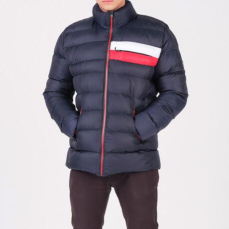 Aspen Jacket // Dark Blue (Small)