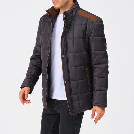 Dion Jacket // Anthracite (Small)