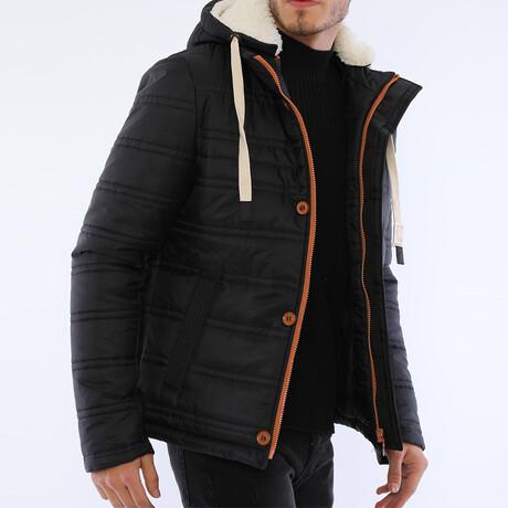 Tokyo Coat // Black (Small)