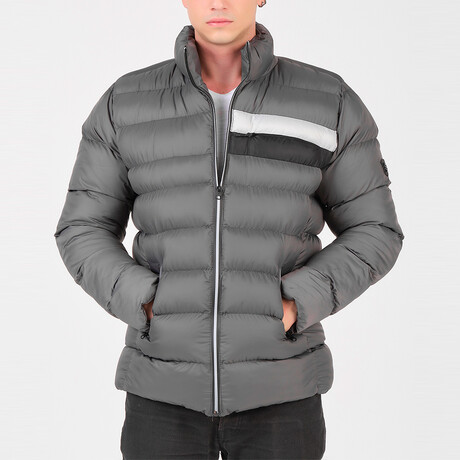 Aspen Jacket // Anthracite (Small)