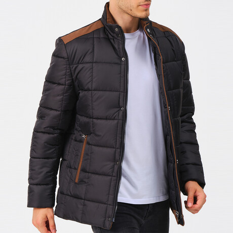 Dion Jacket // Black (Small)