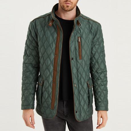 Frankfurt Coat // Dark Green (Small)
