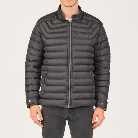 Sterling Jacket // Black (Small)