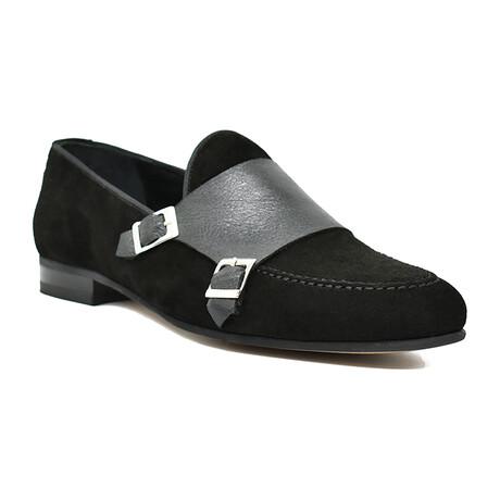 Romeo Shoe // Black Suede (Euro: 39)