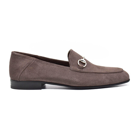 Angelo Shoe // Taupe Suede (Euro: 39)