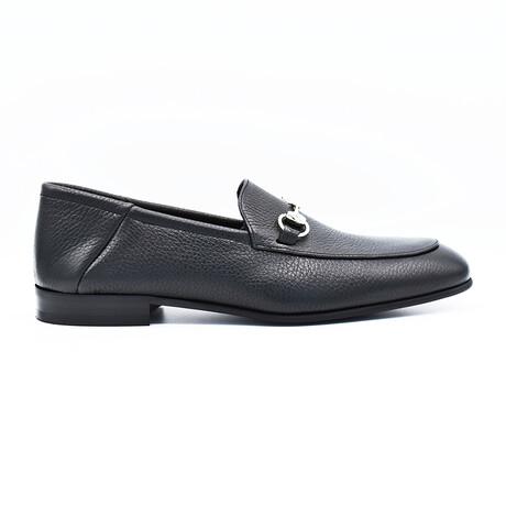 Giorgio Shoe // Black Floater (Euro: 39)