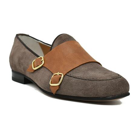 Dino Shoe // Taupe Suede (Euro: 39)