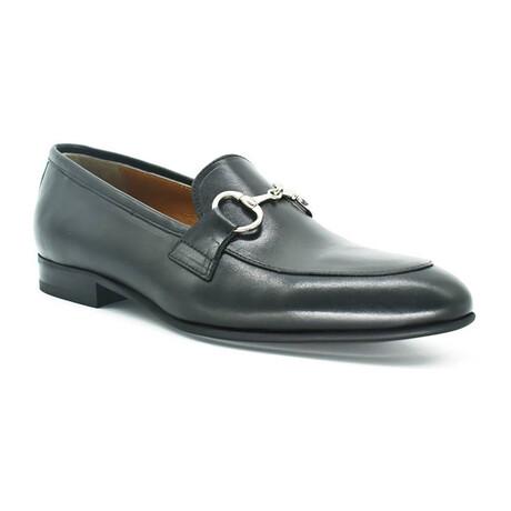 Leonardo Shoe // Black (Euro: 39)
