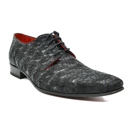 Nicolo Shoe // Black (Euro: 39)